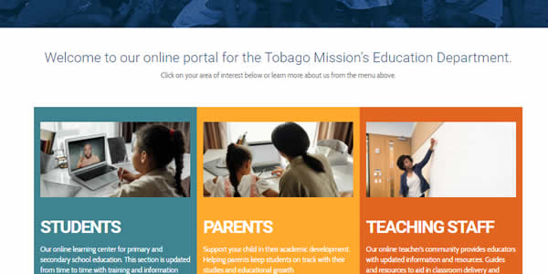 Education Department offers new online portal