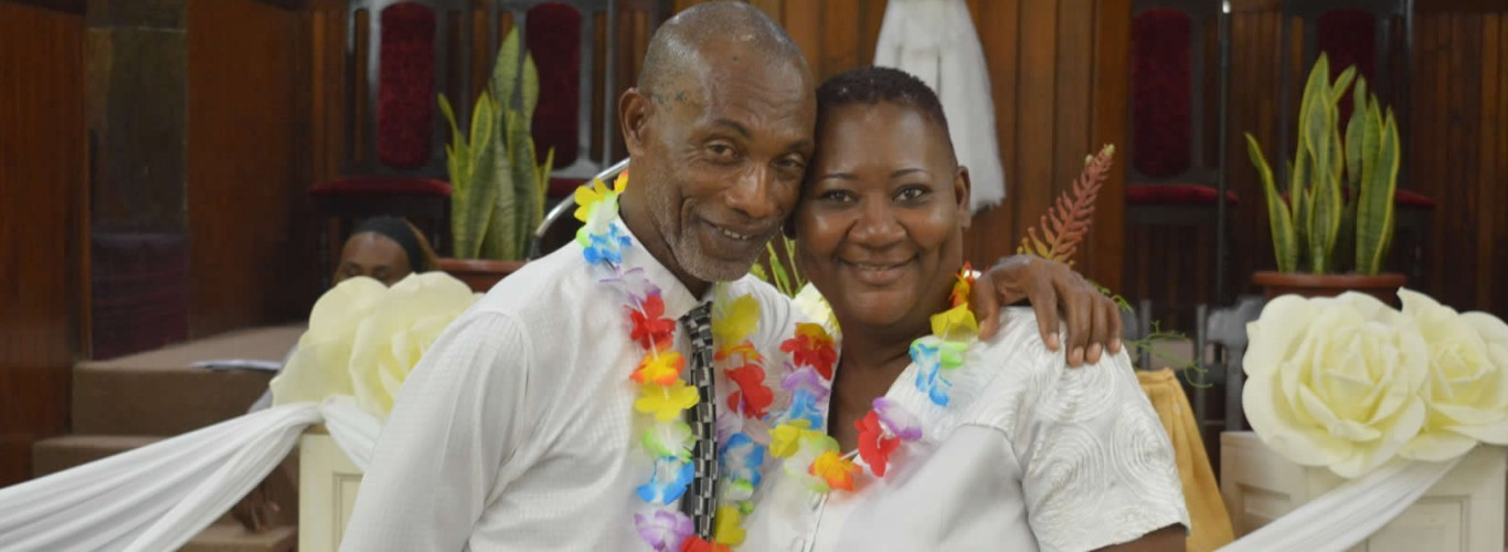 <strong>Tobago Mission</strong>  	            <br/>Couples Seminar 2018